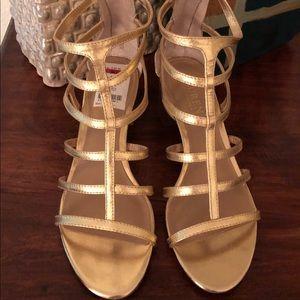 Gold Lauren Sandals
